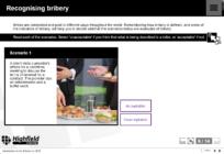 anti bribery training course
