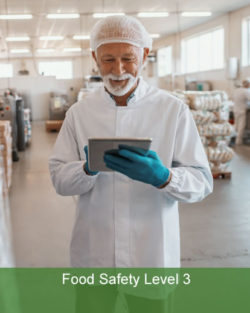 level 3 food safety