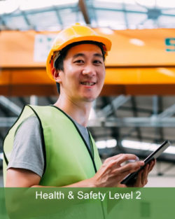 level 2 health and safety