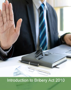 bribery act course