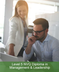 management and leadership qualification