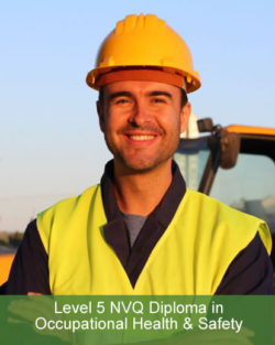 Level 6 NVQ health and safety