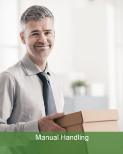 manual handling course online