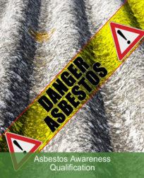 asbestos awareness qualification